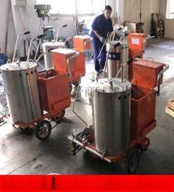 洋浦热熔划线机划线机马路划线油漆供应商