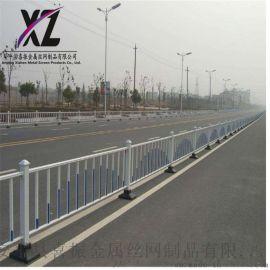 市政护栏道路护栏、交通隔离栅栏、人行道路护栏