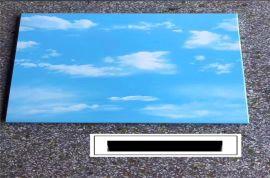 0.8厚冲孔铝扣板 0.8厚对角孔铝扣板 吸音铝板