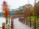 貴陽防腐木棧道廠家,公園木棧道過道定製