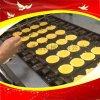 黄金蛋饺皮模具不锈钢架体自动控温蛋饺机提供配方工艺