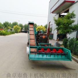 全自动大型玉米脱粒机双滚筒自走式玉米脱粒机