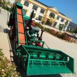 拖拉机带玉米脱粒机高效率自走式家用玉米脱粒机