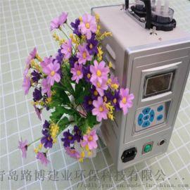 LB-2型智能烟气采样器溶液吸收法