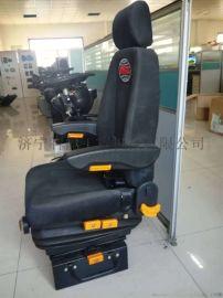 定制工程车座椅 可折叠防震座椅