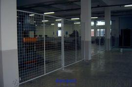 车间隔离网 车间防护网 车间围栏网图片