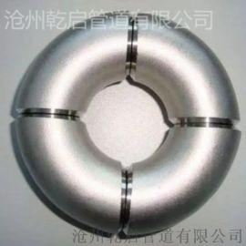 管线钢弯头 大口径管线钢弯头 材质X60 L360 L485K 直径Φ406-1219 沧州乾启现货