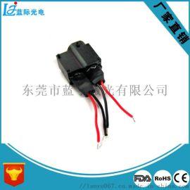 电力抄表红外980nm红光高频双激光器