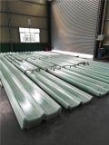 浙江省龙泉市艾珀耐特工业厂房双层钢锁边采光板