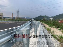 高速镀锌防撞栏 乡道改建波形梁护栏 防撞旋转桶护栏