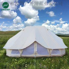 双顶户外露营豪华蒙古包帐篷OEM