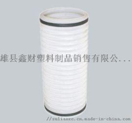 天津110PE双壁波纹管厂家白色通信波纹管