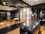 融潤展櫃定做珠寶店珠寶展櫃 不鏽鋼珠寶櫃檯製作