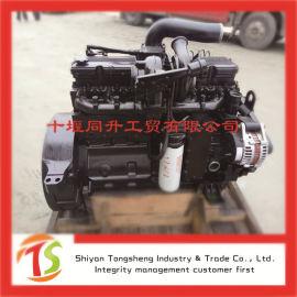 康明斯六缸机械大泵柴油发动机 东风康明斯发动机总成