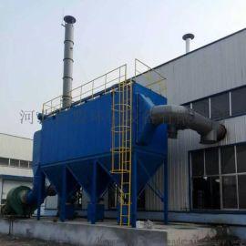 布袋除尘器原理恒盟环保厂家
