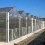 智能阳光板温室 温室设备 温室定制