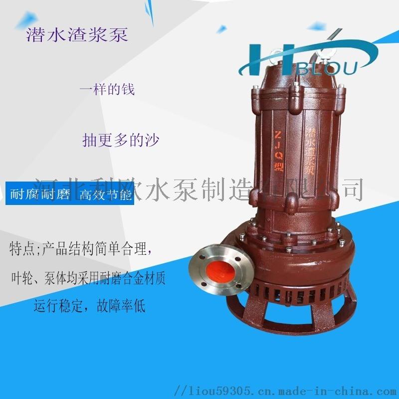 利欧NSQ潜水吸沙泵NSQ50-38-11