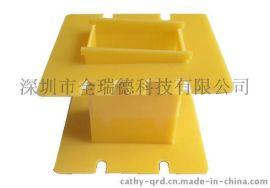 绕线圈变压器绝缘配件 变压器骨架 3240绝缘板 环氧板 0.3mm-100mm精加工