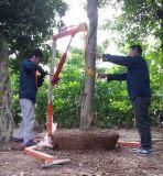 便携式起树机