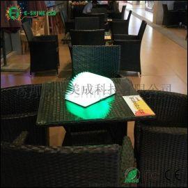2016遥控智能LED书灯RGB颜色改变