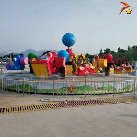 新型遊樂設備霹靂搖滾公園遊樂場兒童設備