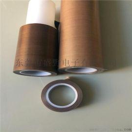 塑料袋封口机高温胶带耐280°铁氟龙胶带