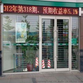 河北銀行門,長拉手農業銀行門