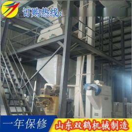 预混料生产线安装带调试 双鹤牌钢架结构不锈钢预混料生产设备