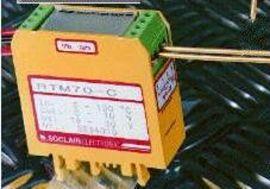 Soclair Electronic热电偶FVM 82、FVM 70-K、FVM 82-K、SCM