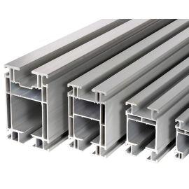 铝轨组合起重机 国内铝合金轨道 铝轨小车 铝轨配件