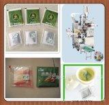茶葉食品袋泡茶茶封口灌碎茶末濾紙鋁箔組合袋裝熱封包裝機(
