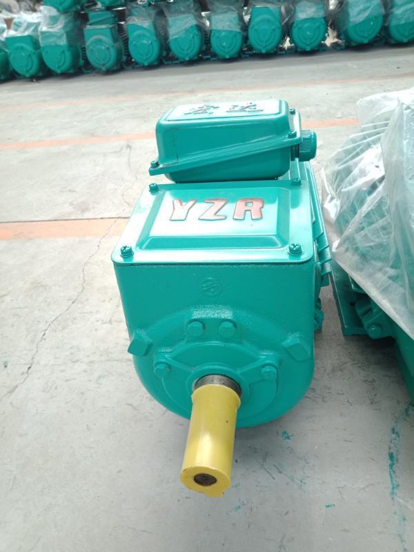 YZR电动机 单出轴铜芯电动机 电动机保护器