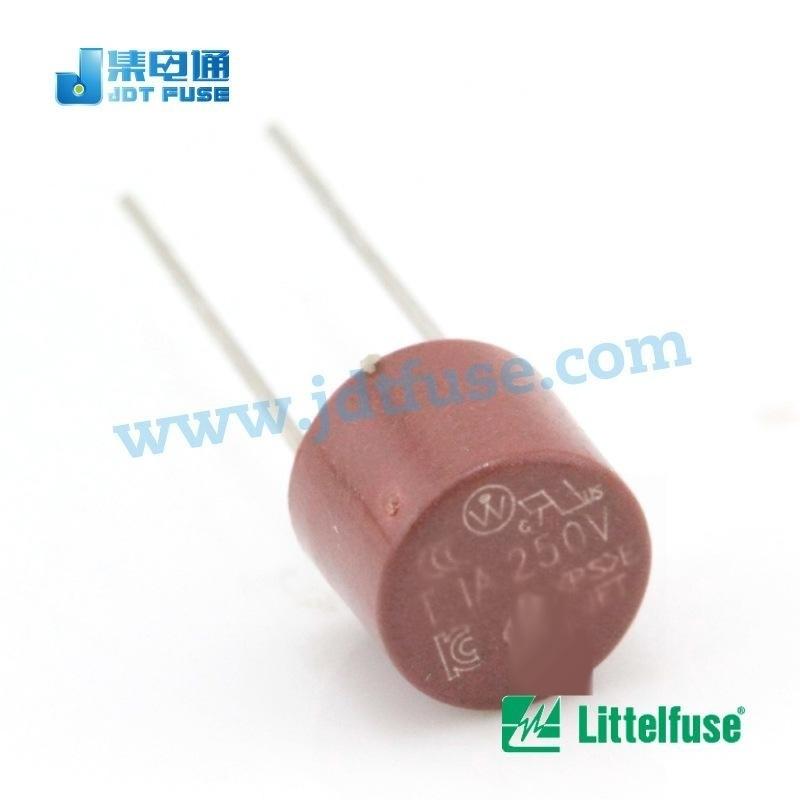 382微形圓柱形插件保險絲批發38211000410 力特Littelfuse 1A250V