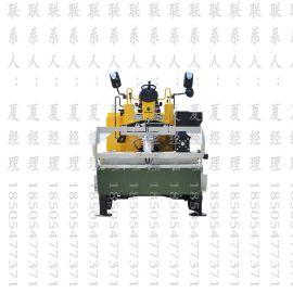 撒料机,路得威RWSL11涡轮增压柴油发动机高精度加工布料辊撒料均匀金钢砂,金刚砂,金钢砂撒料机,金刚砂撒料机,