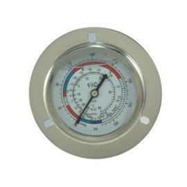 派尔耐厂家直销P-R25DF-015M-C冷媒压力表