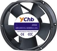 YCHB17251交流散熱風扇(AC交流風扇)
