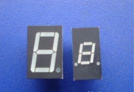 0.56英寸一位共阳红光LED数码管