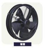 YWF-4D400 4E400节能静音型外转子矮筒轴流管道通风机