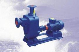 ZWP型不锈钢自吸排污泵