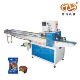 供应杭州智玲ZL-250回转式枕式包装机