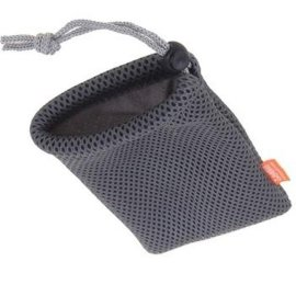 专业定做三明治束口网袋 防摔移动电源包装袋