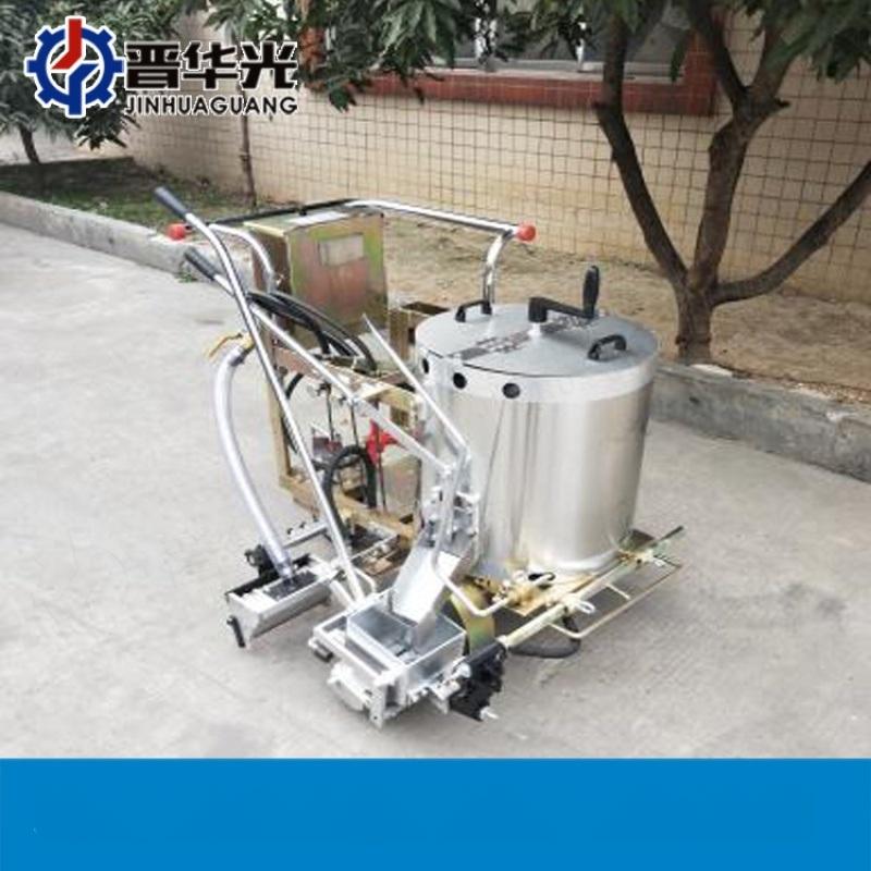 江苏划线机施工视频热熔划线机