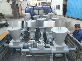 小型气力输送系统-密闭气力输送设备-气力输送料封泵