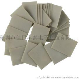 高导热氮化铝陶瓷板  耐磨氮化铝陶瓷基片