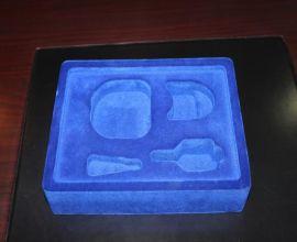 包装海绵内衬 高难度海绵加工包装 电子防震eva海绵内衬盒