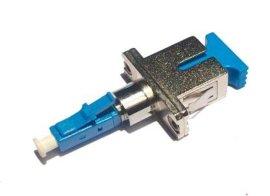 LC公-SC母 阴阳光纤转接器 公母式适配器