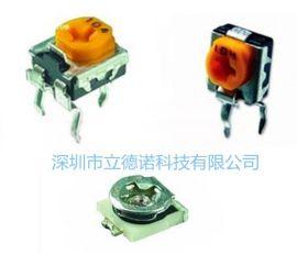 应用电子仪器、开关电源等现货3脚直插微调电位器