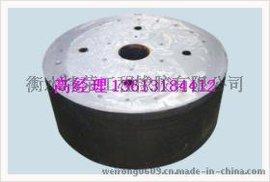 GJZ橡胶板式桥梁支座 规格350*400*50mm 橡胶垫块 可定做