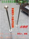 全銅防爆人體靜電釋放器(本安型)