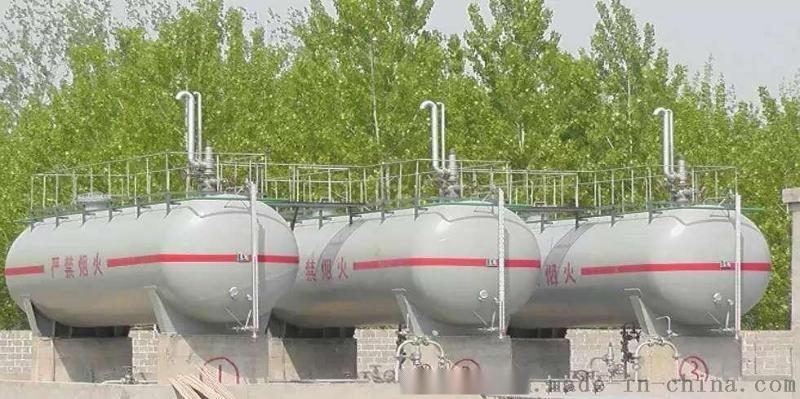 供应 5立方至200立方 山东上市公司液化气储罐